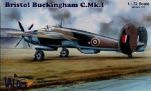 Valom 1/72 Model Kit 72041 Bristol Buckingham C Mk.I